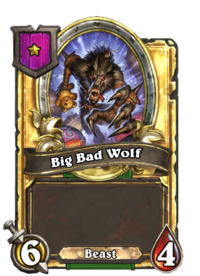 Big Bad Wolf (Battlegrounds, golden).png