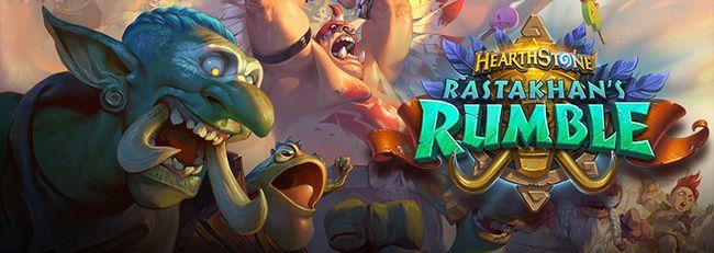 Rastakhan's Rumble - Hearthstone Wiki