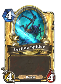 Leyline Spider(76916) Gold.png