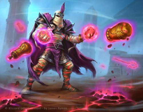 blackjack rants lore of hearthstone episode 28 saviors of uldum blackjack rants blogger