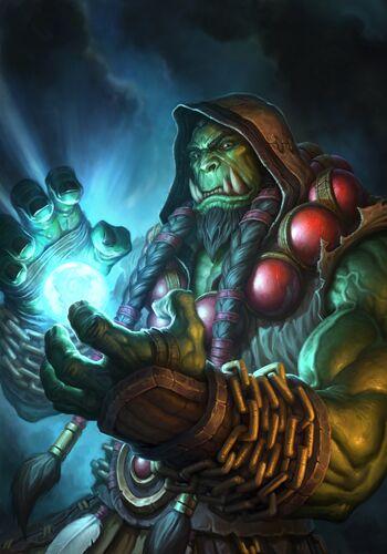 Orc Art Hearthstone Wiki