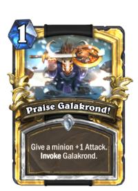 Praise Galakrond!(127280) Gold.png