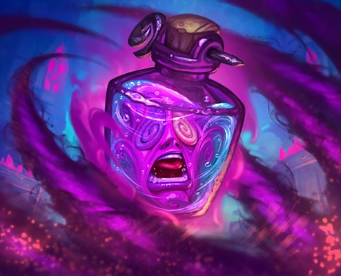 Potion of Madness - Hearthstone Wiki