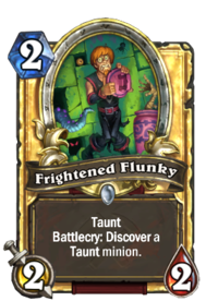 Frightened Flunky(90758) Gold.png