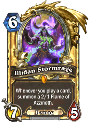 Illidan Stormrage(203) Gold.png