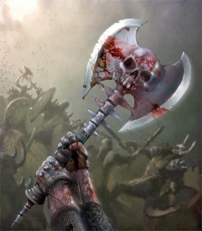 Arcanite Reaper - Hearthstone Wiki