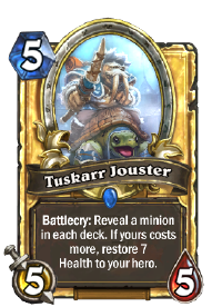 Tuskarr Jouster(22315) Gold.png