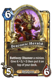 Draconic Herald(89789) Gold.png