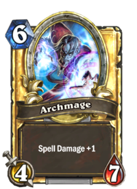 Archmage - Hearthstone Wiki