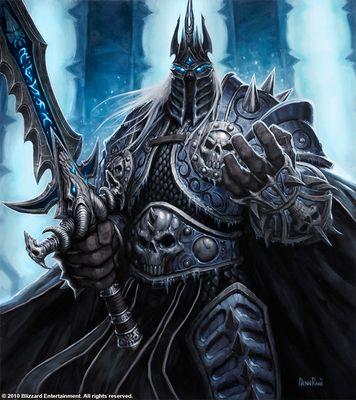 The Lich King (boss) - Hearthstone Wiki