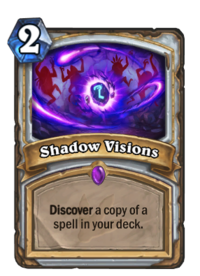 Shadow Visions - Hearthstone Wiki