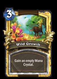 Hearthstone Wild Growth