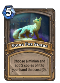 Stone Fox Statue(92308).png