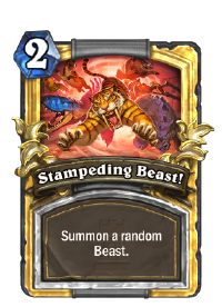 Stampeding Beast!(42130) Gold.png