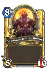 Anubisath Temple Guard(27330) Gold.png