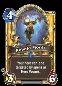 Kobold Monk(77011) Gold.png