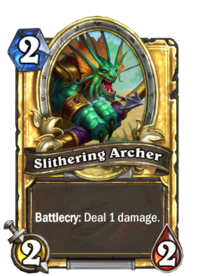 Slithering Archer(27402) Gold.png