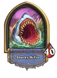 Sharky McFin Gold.png