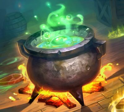 Witches Cauldron Game