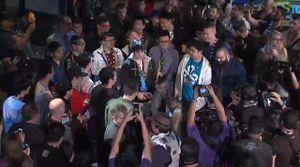 Hearthstone World Championship 2014 - Firebat crowd 2.jpg