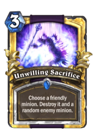 Unwilling Sacrifice(62873) Gold.png