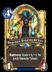 Draenei Totemcarver(22269) Gold.png