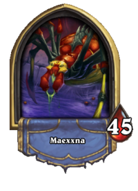 Maexxna (boss) Gold.png