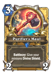 Purifier's Maul(76887) Gold.png