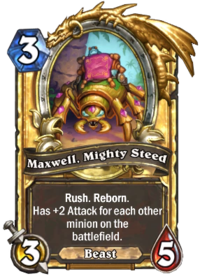 Maxwell, Mighty Steed(92416) Gold.png