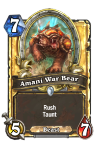 Amani War Bear(90197) Gold.png