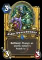 Aldor Peacekeeper Gold.png