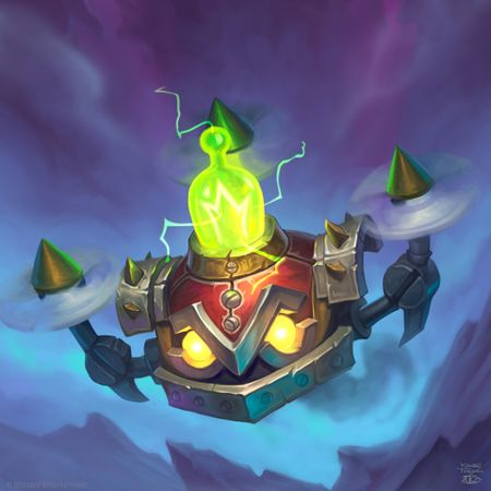 Delivery Drone - Hearthstone Wiki
