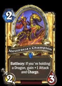 Alexstrasza's Champion(22333) Gold.png