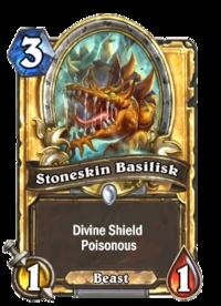 Stoneskin Basilisk(77021) Gold.png