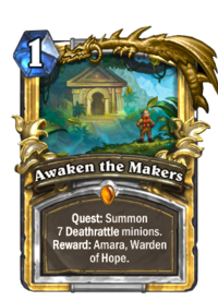 Awaken the Makers(52588) Gold.png