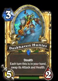 Duskhaven Hunter(89485) Gold.png