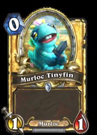 Murloc Tinyfin(27225) Gold.png