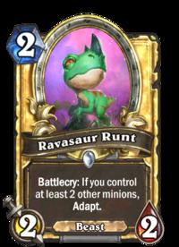 Ravasaur Runt(55521) Gold.png