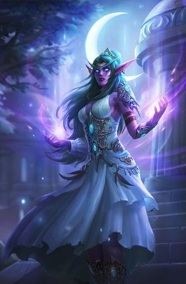 Tyrande Whisperwind full art detail.jpg