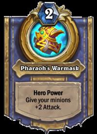 Pharaoh's Warmask(90818) Gold.png