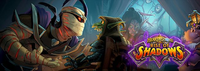 Rise of Shadows - Hearthstone Wiki