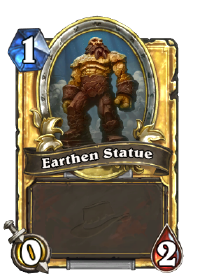 Earthen Statue(27354) Gold.png