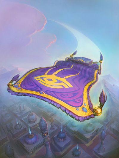 Magic Carpet - Hearthstone Wiki