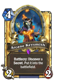 Arcane Keysmith(89426) Gold.png