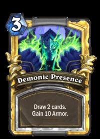 Demonic Presence(42188) Gold.png