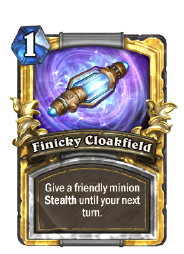 Finicky Cloakfield(12370) Gold.png
