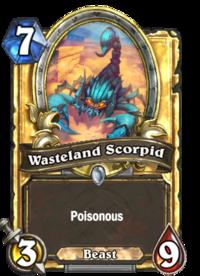 Wasteland Scorpid(90839) Gold.png