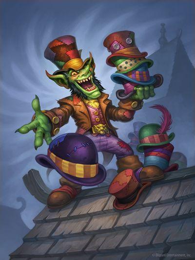 Mad Hatter - Hearthstone Wiki
