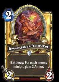 Drywhisker Armorer(76944) Gold.png