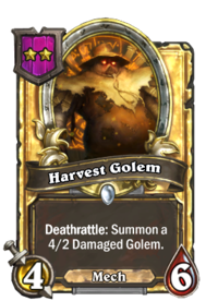 Harvest Golem (Battlegrounds, golden).png